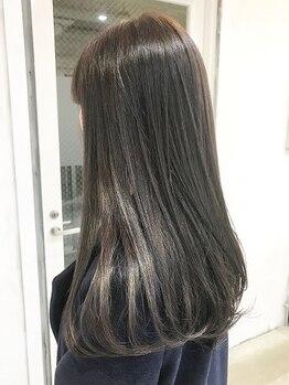 バンクスヘアー(BANK'S HAIR)の写真/注目の【TOKIOトリートメント】導入!!驚異的な修復力でダメージを受けやすい外国人風Styleも透明感&質感UP