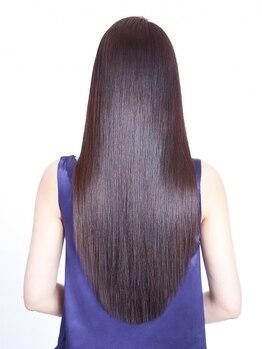 マリアンヌ(marianne)の写真/他店で断られる程傷んだ髪、他店で失敗した縮毛矯正も直せる《大嶋直樹の高難易度縮毛矯正》で必ず美髪に。