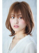 リル ヘアーデザイン(Rire hair design)【Rire-リル銀座-】美シルエット小顔耳かけボブ