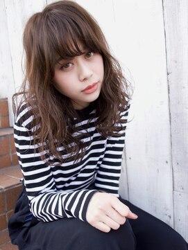 カシータ(CASITA)*CASITA*クシャ可愛い!ミディアムウェーブ