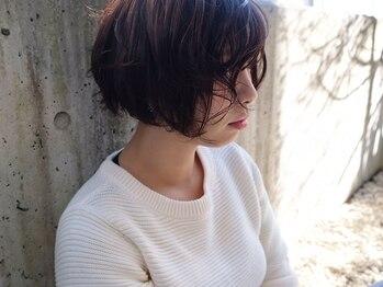 コヨリ(Coyori)の写真/髪に優しくとにかくダメージレス☆ただ白髪を染めるだけじゃない!毎日が楽しくなるカラーのご提案が人気◎