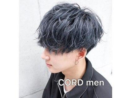 コード メン(CORD men)の写真