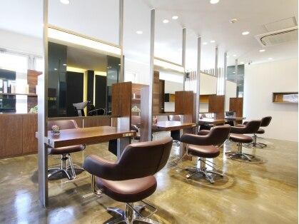 美容室 ソラ 大久保店(SOLA)の写真