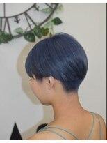 ヘアーサロン エール 原宿(hair salon ailes)(ailes 原宿)style387 ブルージュ☆ショート