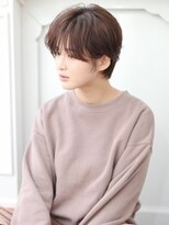*cute short style*