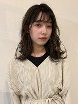 【DRESS】セミロングスタイル