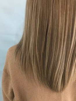 ソーイ ヘアアンドライフスタイル ショップ(SO-E HAIR&LIFESTYLE SHOP)の写真/《髪質改善ヘアエステ》でパーマやカラー、縮毛矯正を繰り返すたび髪がどんどんキレイになっていく♪