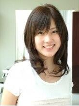 ルクセ(lu:xe)☆最新☆スチームクリープパーマで柔らかツヤカール!