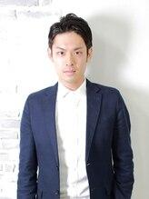 エスヘアー 名古屋 金山(es hair)ビジネスマン☆大人カッコイイメンズツーブロック【髪質改善】