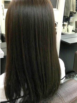 ヘアーサロングランデ 高円寺(hair salon Grande)の写真/特許技術を取得している根強い人気の【超音波TOKIOトリートメント】髪の根本からケアして健康的な美髪へ☆