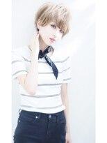 リリースセンバ(release SEMBA)releaseSEMBA『首すっきり・前うざめ♪バンディーナショート☆』