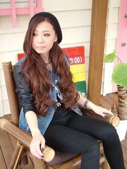 ビッグバンブー(Big bamboo)の写真/専門店の実力派スタッフにお任せ!地毛になじむスタイルから特殊系デザインまで!あなたの魅力をグッとUP★