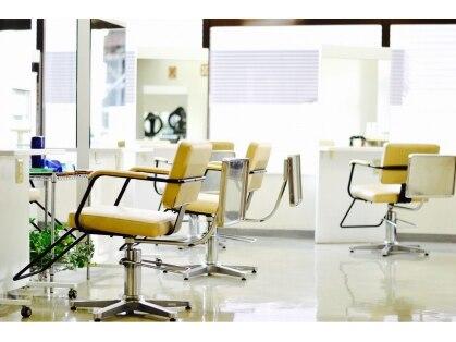 ヘアデザイニング ズーム 飯田橋店(hairdesigning Zoom)の写真