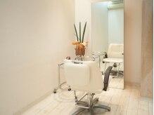 美容室 ハートピー(H-pea)の雰囲気(よりゆったりとお過ごし頂ける様、半個室もご用意。)