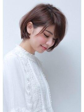 コンプライス 中百舌鳥店(complice)Luciaカラー☆フェミショート☆