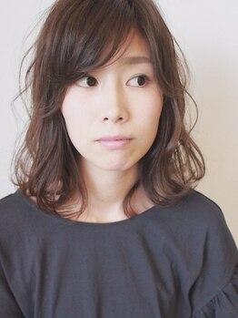 ザヘアーショップ(THE HAIR SHOP)の写真/ダメージレスカラー☆染める度に髪がキレイに♪明るめグレイカラーもばっちり対応◎艶感&透明感が違います!