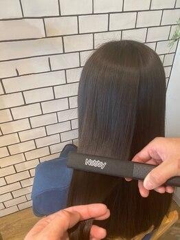 ジップ ZIPの写真/くせ毛、うねりでヘアが決まらない…、そんなお悩み全てご相談ください!豊富なメニューで解決いたします◎