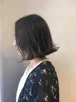 シアン ヘア デザイン(cyan hair design)【cyan】ハイ透明感アッシュ
