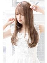 アフロートジャパン(AFLOAT JAPAN)AFLOAT明日香の 大人かわいい 柔らかさらツヤストレート