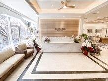 ガレリアエレガンテ 栄店(GALLARIA Elegante)の雰囲気(店内はベージュをメインに使った柔らかな雰囲気です)