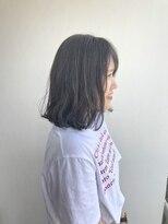 ヘアメイク オブジェ(hair make objet)ダークアッシュ スペシャルハイライト ☆★KAI☆★