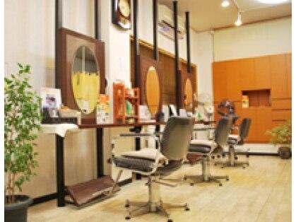 美容室リーフ 中央店の写真