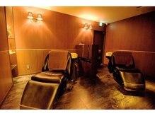 ユニックス ビューティー イノベーション 立川店(UNIX Beauty Innovation)の雰囲気(個室のスパ室。要予約。)