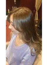 クランドヘアーインプローブ (Clando hair improve)カット+カラー