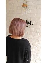 ヘアーメイク プラム(Hairmake PLUM)ボブスタイル