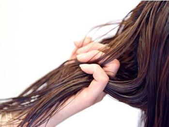 カノア(CANNOA.)の写真/当店人気のピトレティカトリートメント♪一人ひとりの髪に合わせたトリートメントで今までと違う美髪ケア◇