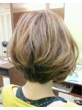 ヘアーズ クラーレ(Hair's Curare)【hair's curare】リッチボブ
