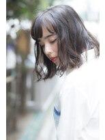 【miel hair 渋谷】大人かわいい♪小顔ボブ☆