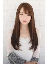ヘアーデザイン キャスカ(Hair design Caska)[Hair desin Caska] 大人の艶髪ロング