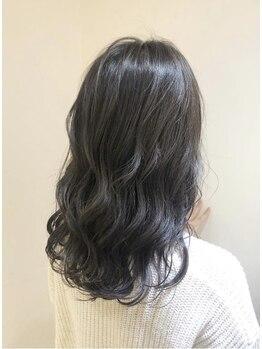 エース(ACE:Re)の写真/【大人女性に人気♪】透明感のあるイルミナカラーやダブルカラー等で外国人ヘアに!理想の髪色を実現!