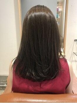 いちとき(ichitoki)の写真/話題の【酸熱トリートメント】取扱い店☆自然なストレートで柔らかくまとまるさらツヤな美髪に!