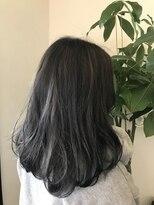 アーリアンヘアー(A lien hair)グレージュカラー