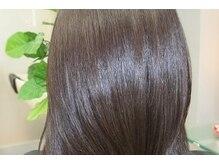 感動的な質感、圧倒的な持続力、髪質改善「フィルタリングトリートメント」