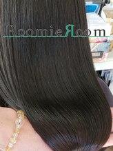 ルーミールーム(RoomieRoom)髪の三大バランスを整える