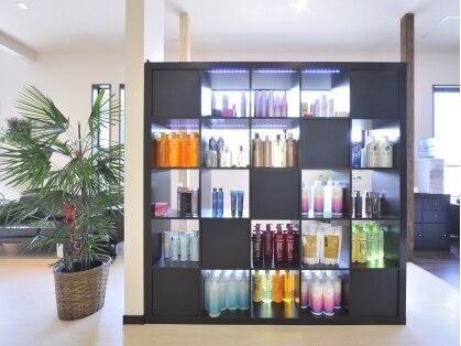 美容室パイナップル 城南店の写真