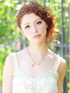 フェリシータ 京橋店(felicita)結婚式やパーティーにピッタリ!人気のヘアアレンジスタイル