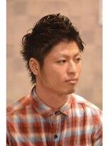 ギフト ヘアー サロン(gift hair salon)好感度◯ ソフトモヒカン (熊本・通町筋・上通り)