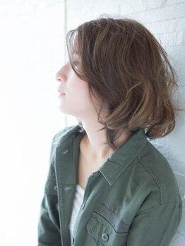 アジュテ(ajouter)の写真/《白髪染め×髪質改善ajouterヘアエステ》で美髪復活!30代からの髪の悩み、ハリコシや白髪ケアを本格改善。