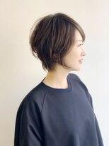 ラトリエコンタン(L´atelier Content)【LatelierContent yumi】大人女子ショートカット
