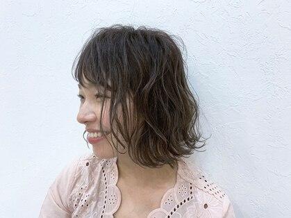 リノヘアー(lino hair)の写真