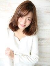 アグ ヘアー ナイン 東三国店(Agu hair nine)女子力アップ☆柔らかミディ