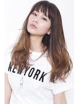 """バジル(BASIL)BAS""""IL☆「グラデーション」×「ロング』"""