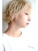 white beige×【short】4