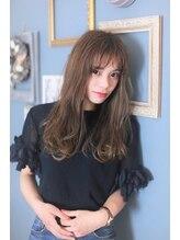 シレーナ ヘアーリゾート(Sirena Hair Resort)大人可愛い☆クラシカル・ロング
