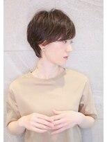 THE OSCAR 吉野 大人×可愛いショートヘアスタイル