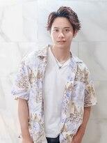 オーブ ヘアー ニア 御茶ノ水店(AUBE HAIR nia)【AUBE HAIR】ワイルドかき上げヘア